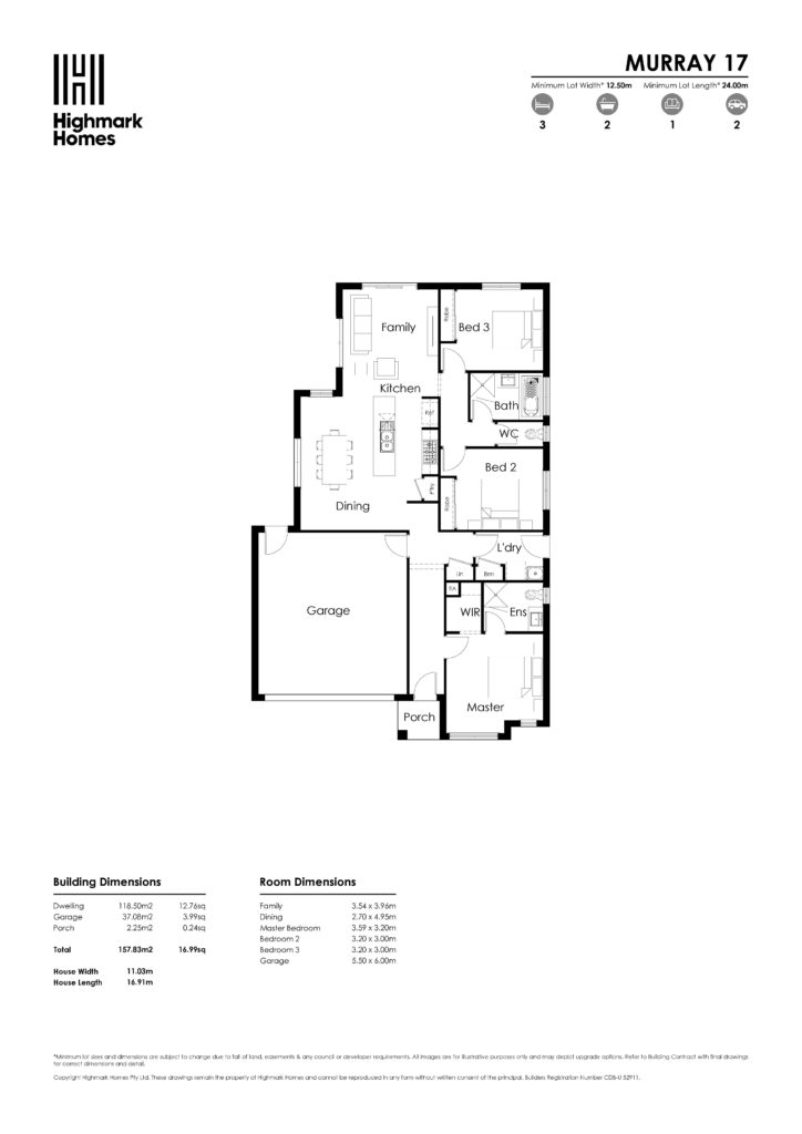 Murray 17 - floorplan