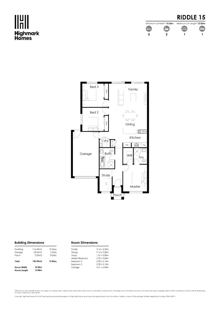 Riddle 15 - floorplan